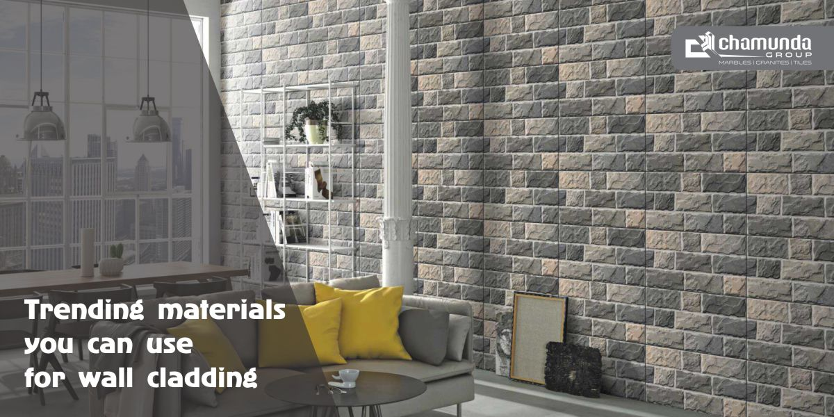 Trending Materials You Can Use For Wall Cladding In Pune